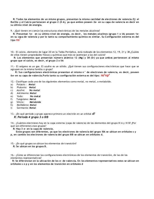 2 - Tabla Periodica Cuantos Grupos Posee