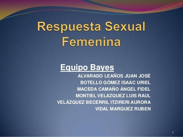 Equipo Bayes       ALVARADO LEAÑOS JUAN JOSÉ        BOTELLO GÓMEZ ISAAC URIEL      MACEDA CAMAÑO ÁNGEL FIDEL      MONTIEL ...