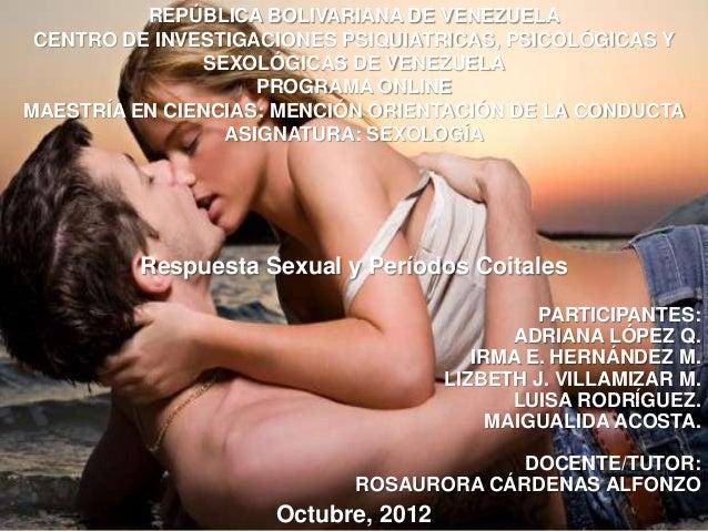 REPÚBLICA BOLIVARIANA DE VENEZUELA CENTRO DE INVESTIGACIONES PSIQUIATRICAS, PSICOLÓGICAS Y               SEXOLÓGICAS DE VE...