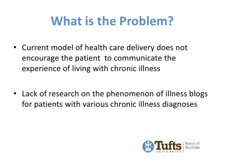 Ressler, P.K. and Gualtieri, L.: Communicating the Experience of Illness through Patient Blogs Slide 2