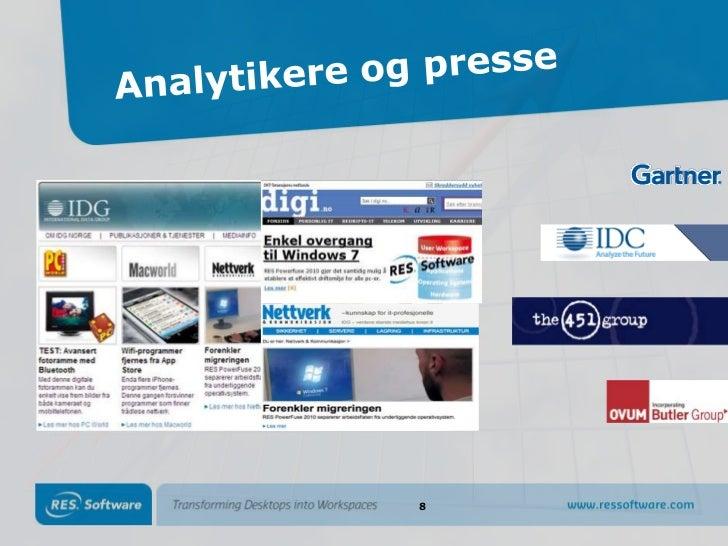 Norge omsetning +300%