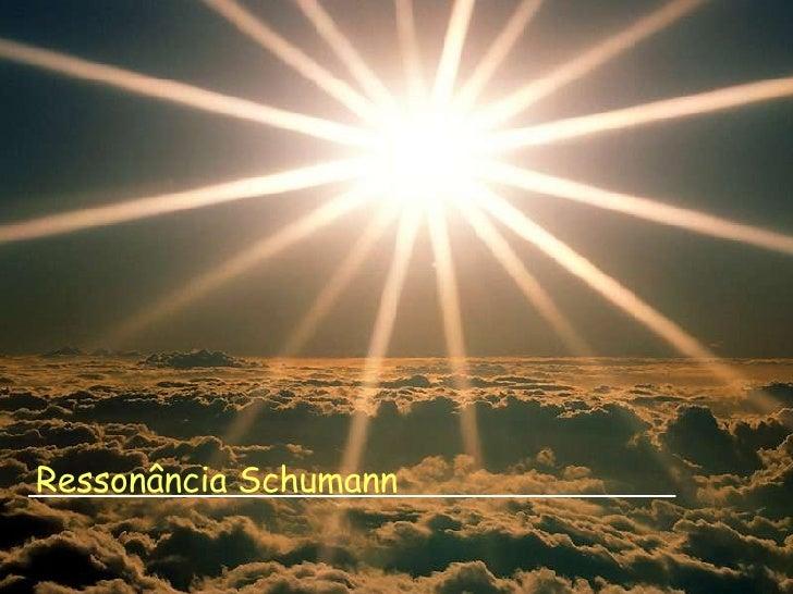 Ressonância Schumann