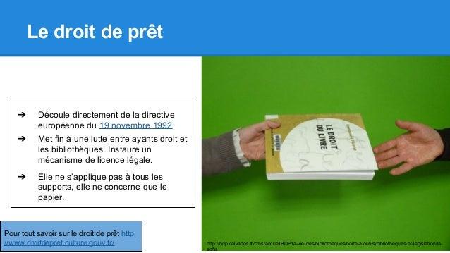 Ressources numériques en bibliothèque Slide 3