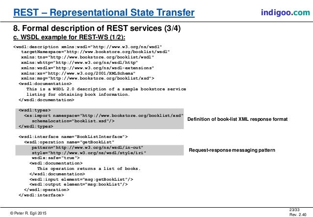 representational state transfer and yahoo Rest (representational state transfer) is an architectural style for developing  web services rest is popular due to its simplicity and the fact that it builds upon .