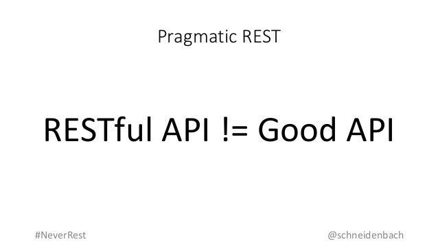 RESTful API Design Best Practices Using ASP NET Web API