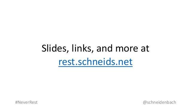 RESTful API Design Best Practices Using ASP.NET Web API Slide 2