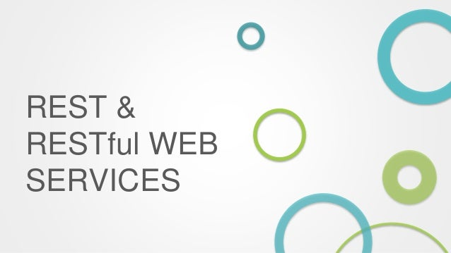how to develop restful web services