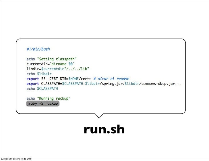 run.shjueves 27 de enero de 2011