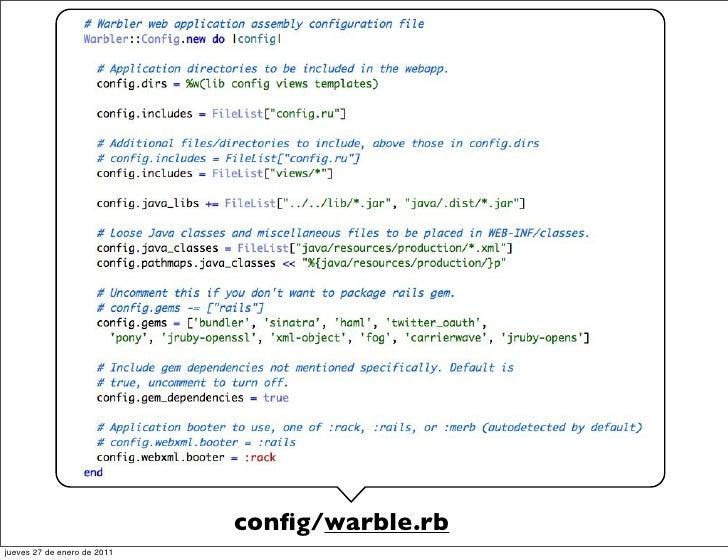 config/warble.rbjueves 27 de enero de 2011