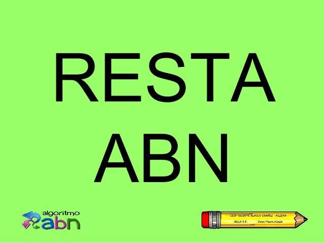 RESTA ABN