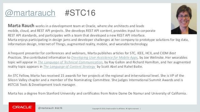 REST API documentation best practices Slide 2