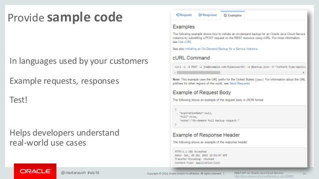34 Use Status Codes