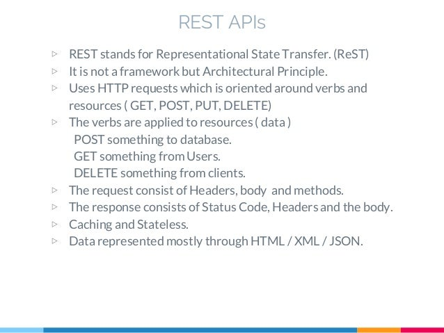 Restful Api All Users