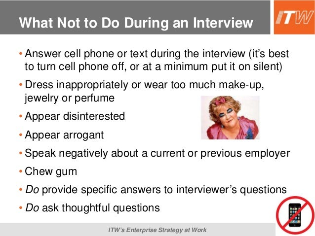 Questions To Ask Phone Interviewer