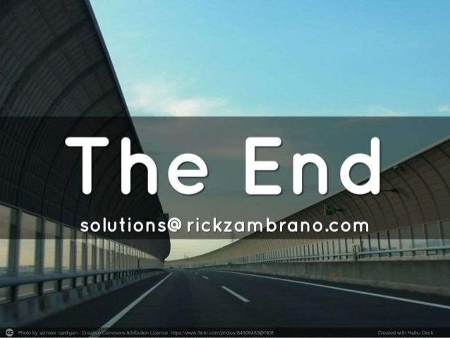 Why restaurant innovation needs the tenth man   Rick Zambrano