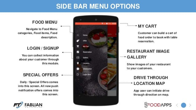 Ready Made Restaurant Mobile App Price India - Restaurant table reservation app