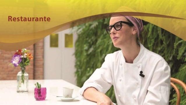 ETTORE REGINALDO TEDESCHI Helena Rizzo, ex-modelo e melhor chef do mundo