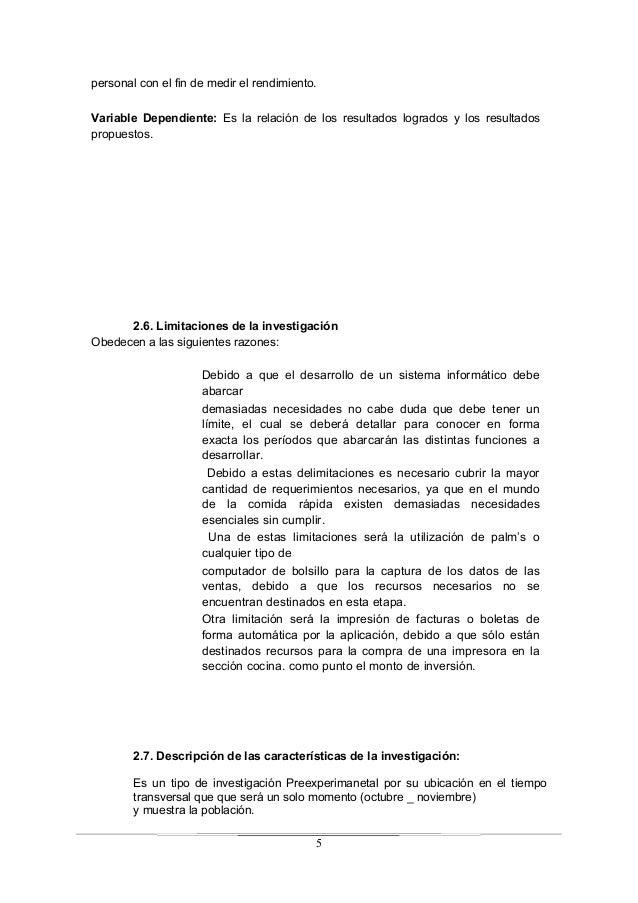 Tesis Restaurante formato normas proyectos