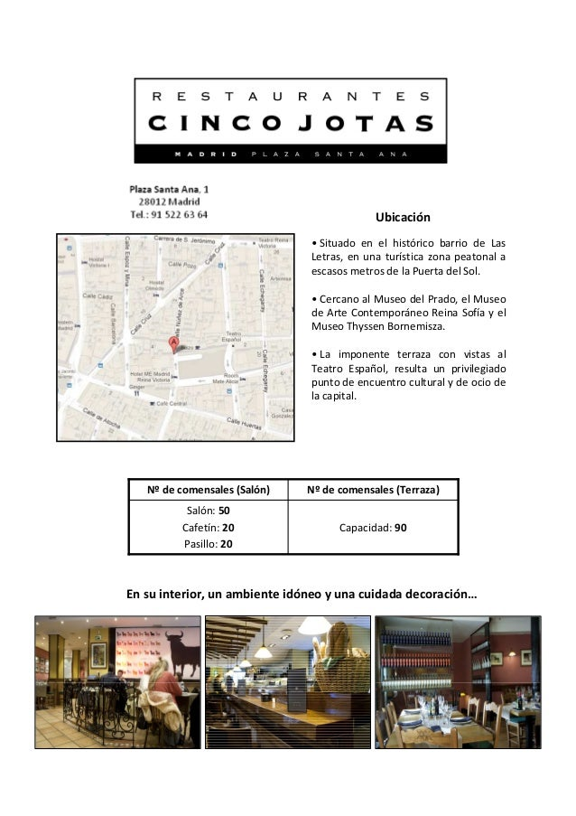 Restaurantes Cinco Jotas