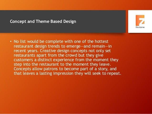 Concept And Theme Based Design O No List