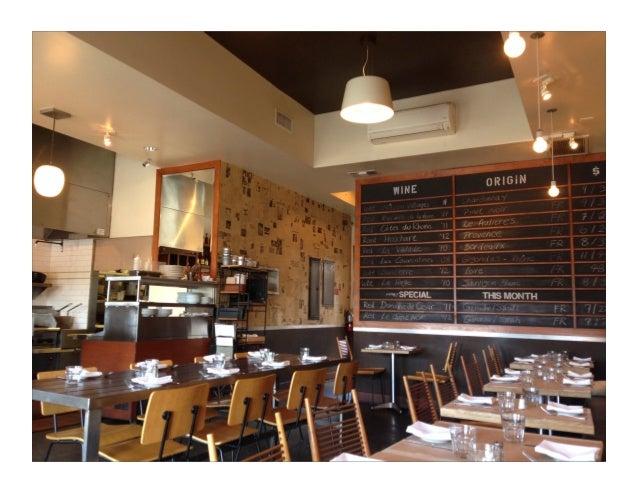 Restaurant location photos