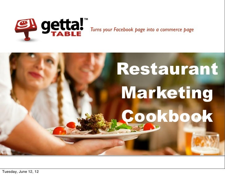 Turns your Facebook page into a commerce page                                  Restaurant                                 ...