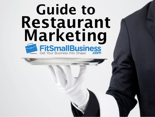 Guide to Restaurant Marketing