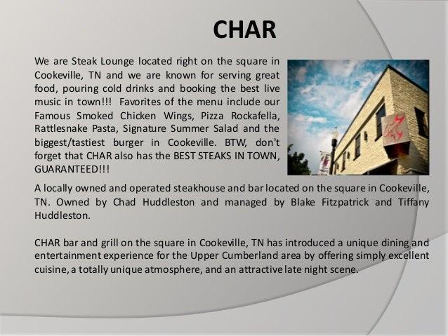 Restaurants Cookeville Tn