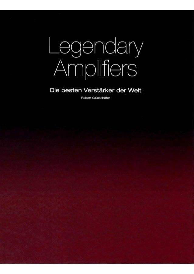 RESTEK MINT Vollverstärker Testbericht in Legendary Amplifiers