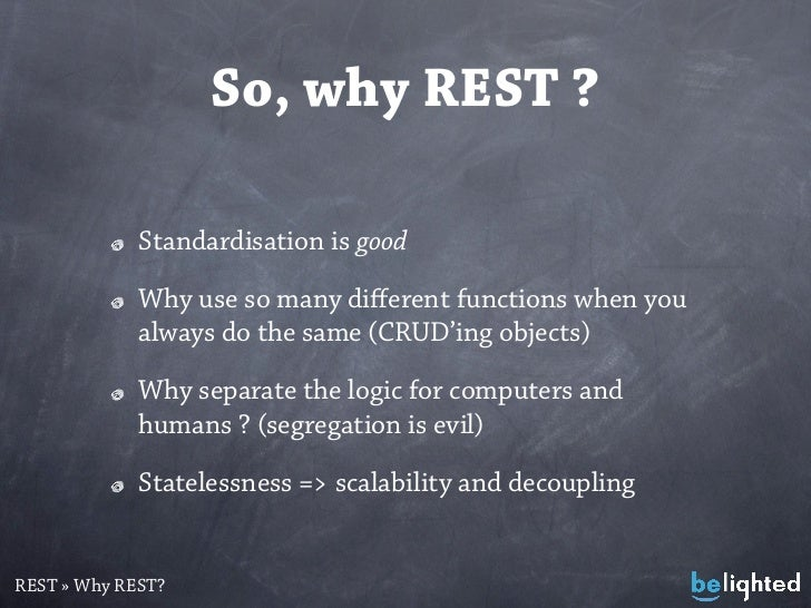 restful best practices I'm about to dig into building out my first rest api and i was hoping for some input 1) does silex support custom media types or content types (and if so.