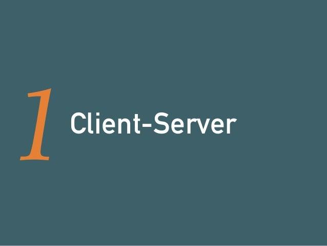 Client-Server 1
