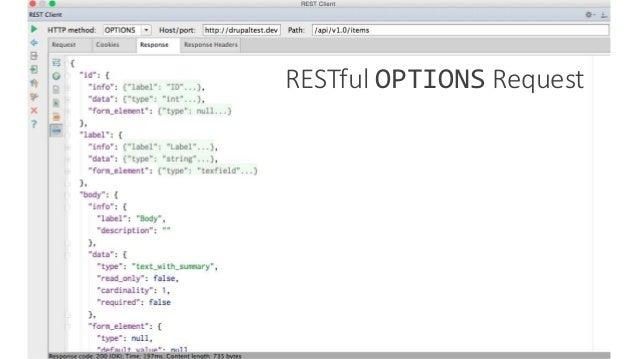 Built-in resource versioning. Versioning in RESTful