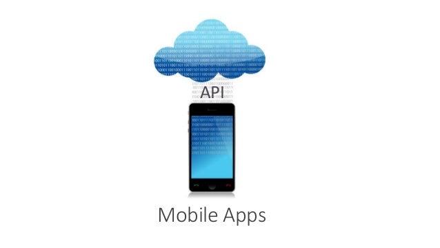 Mobile Apps API