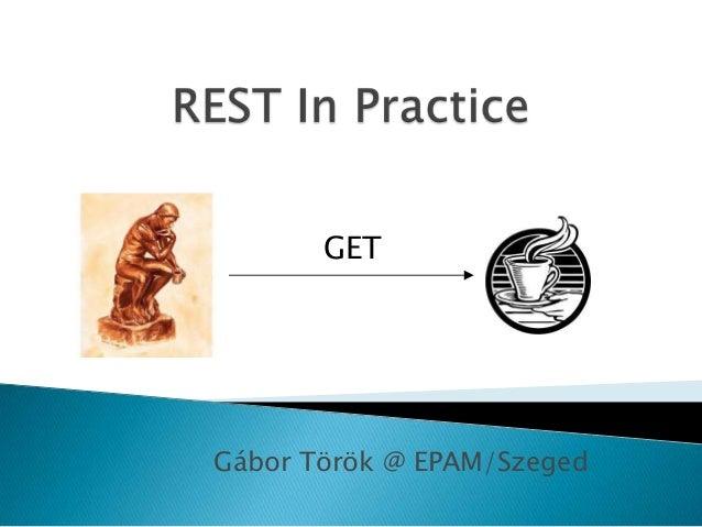 GETGábor Török @ EPAM/Szeged