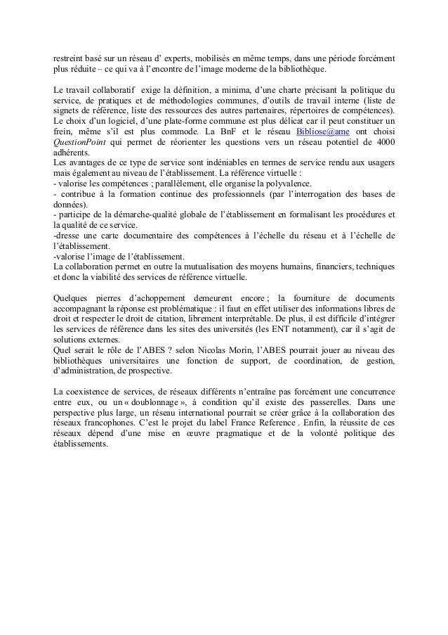 Jabes 2007 - Restitution atelier 4 Slide 2