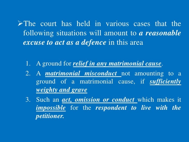 Restitution of conjugal rights under hindu