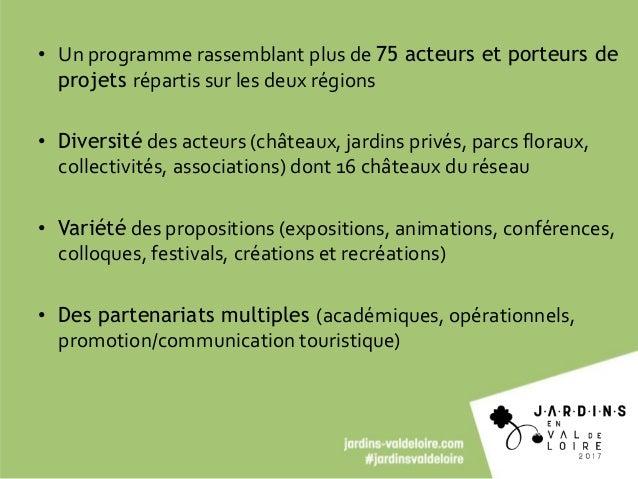 • Exposition « Architecture au Jardin » • Expositions proposées par la Mission Val de Loire • Autres expositions disponibl...