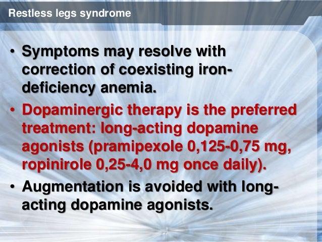 Restless Legs Syndrome Wilson Disease