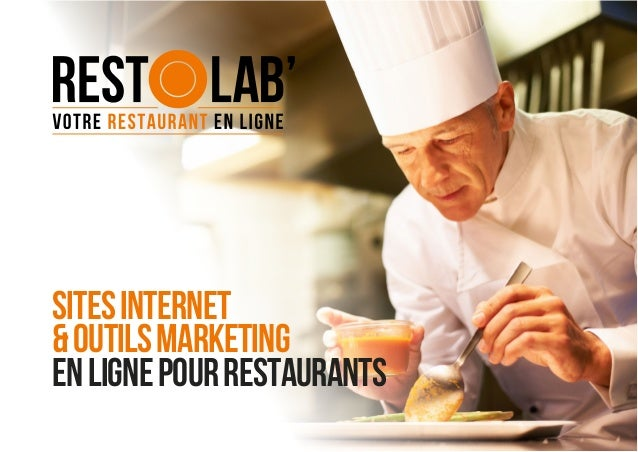 SitesInternet &outilsmarketing enlignepourrestaurants