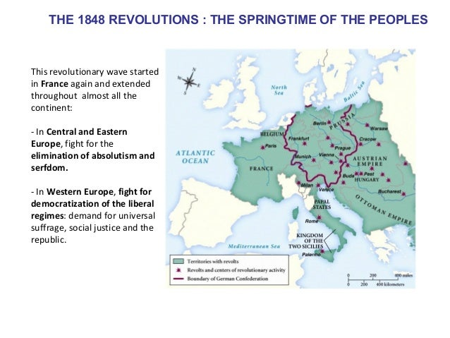 Europe After The French Revolution Restoration And The Revolutions