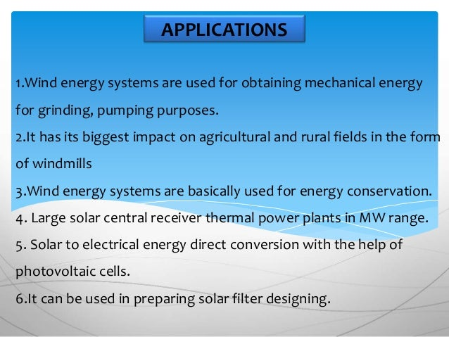 Restrainment Of Renewable Energy Systems And Smart Grids Ppt