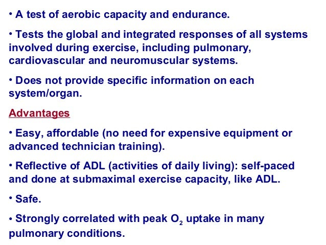 Instructions • Usual walking aids used. • Usual drug regimen continued. • Supplemental O2 continued. • Warming up period n...