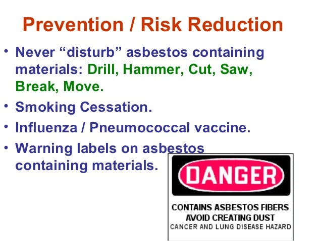 4 Restrictive Lung Diseases