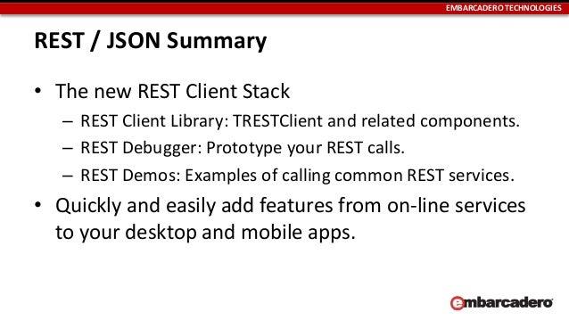 Integrate Cloud Services with the REST/JSON Client