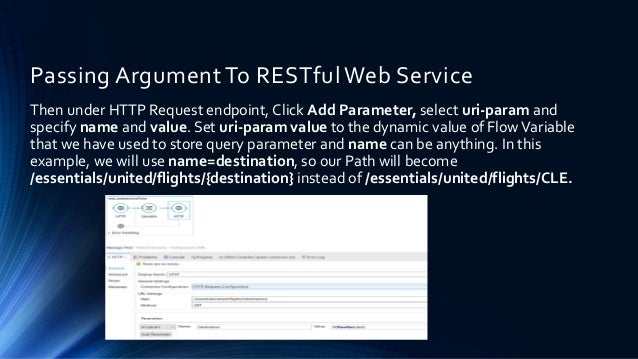 How To Consume RESTful Web Service With MuleSoft Anypoint Studio