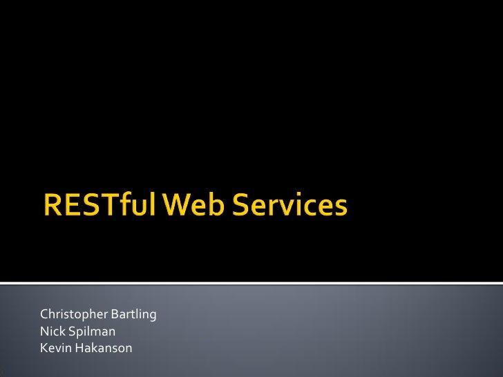 Restful Web Services Leonard Richardson Pdf