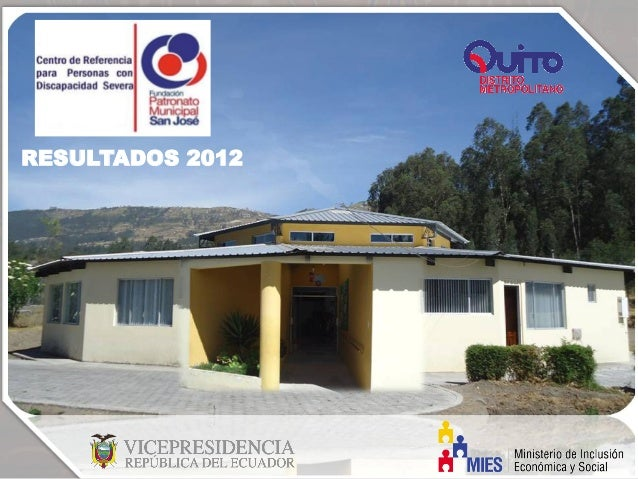RESULTADOS 2012