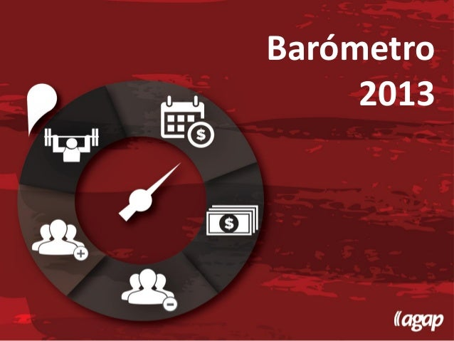 Barómetro 2013