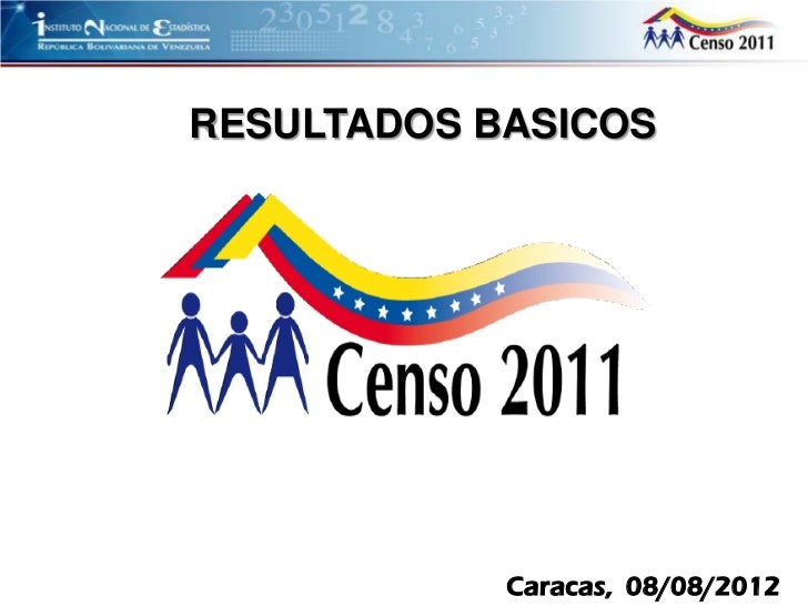 RESULTADOS BASICOS            Caracas, 08/08/2012