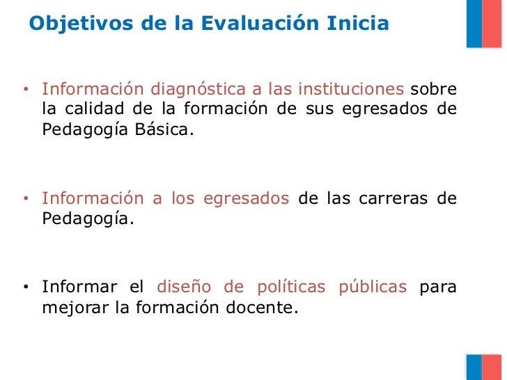 Resultados INICIA egresados pedagogía 2010 Slide 2